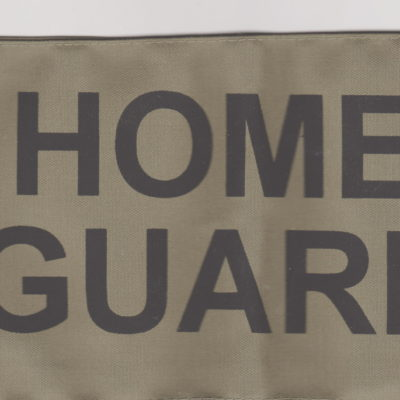 British Army Home Guard armband