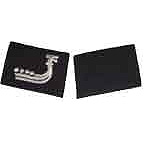 Waffen SS WIKING Division collar Tabs