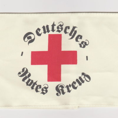 German ww2 RED CROSS armband