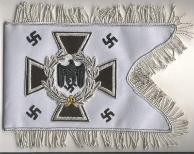 German Army Infantry Division Pennant flag
