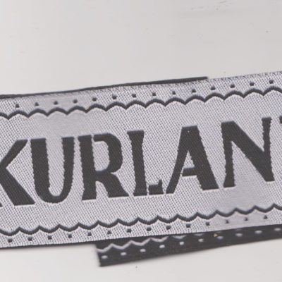 German Army cuff Title KURLAND