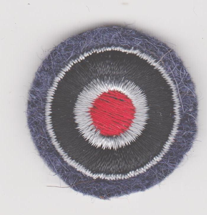 Luftwaffe Cap Cockade enlisted man