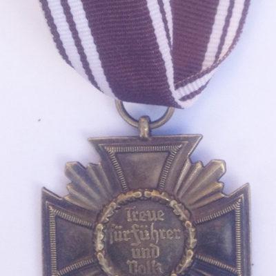 NSDAP 10 year Long Service medal