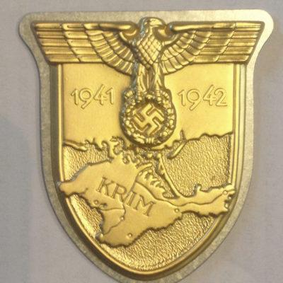 German Army Krim Shield