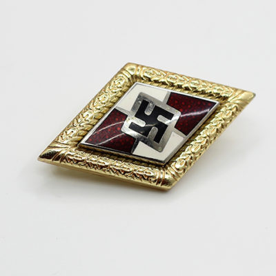 HJ Hitler Youth Gold Pin