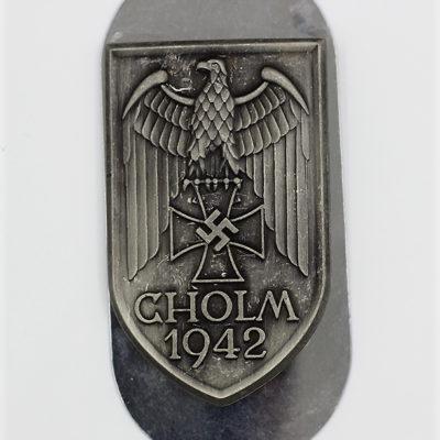 German WW2 Cholm Shield