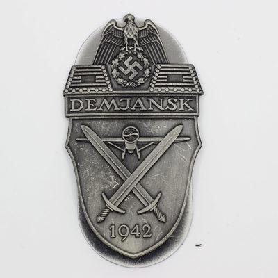 German WW2 Demjansk Shield