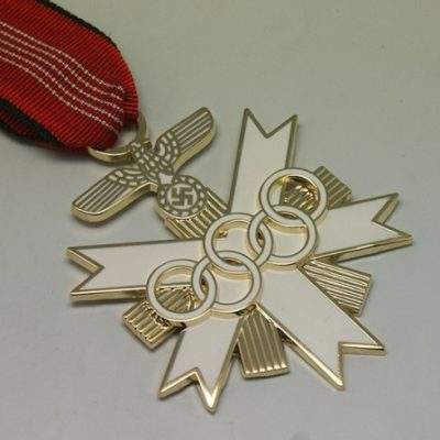 German 1936 Olympic Games Decoration 2nd Class