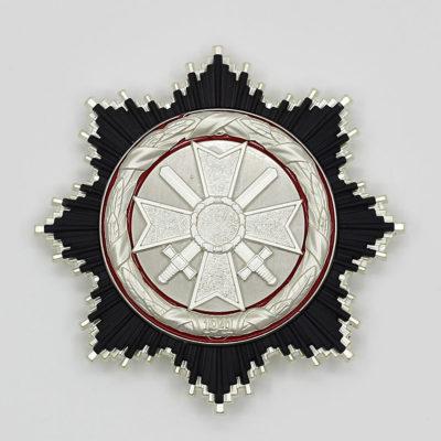 GERMAN ARMY 1957 Issue German Cross in Silver
