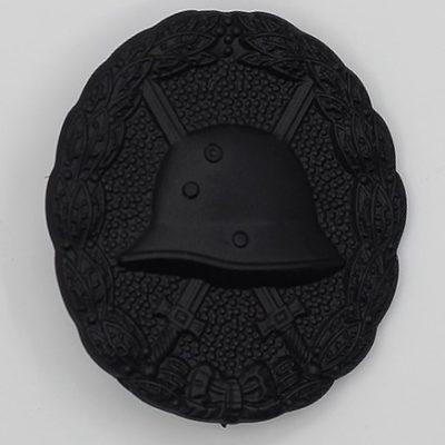 German WW 1 Wound Badge in Black