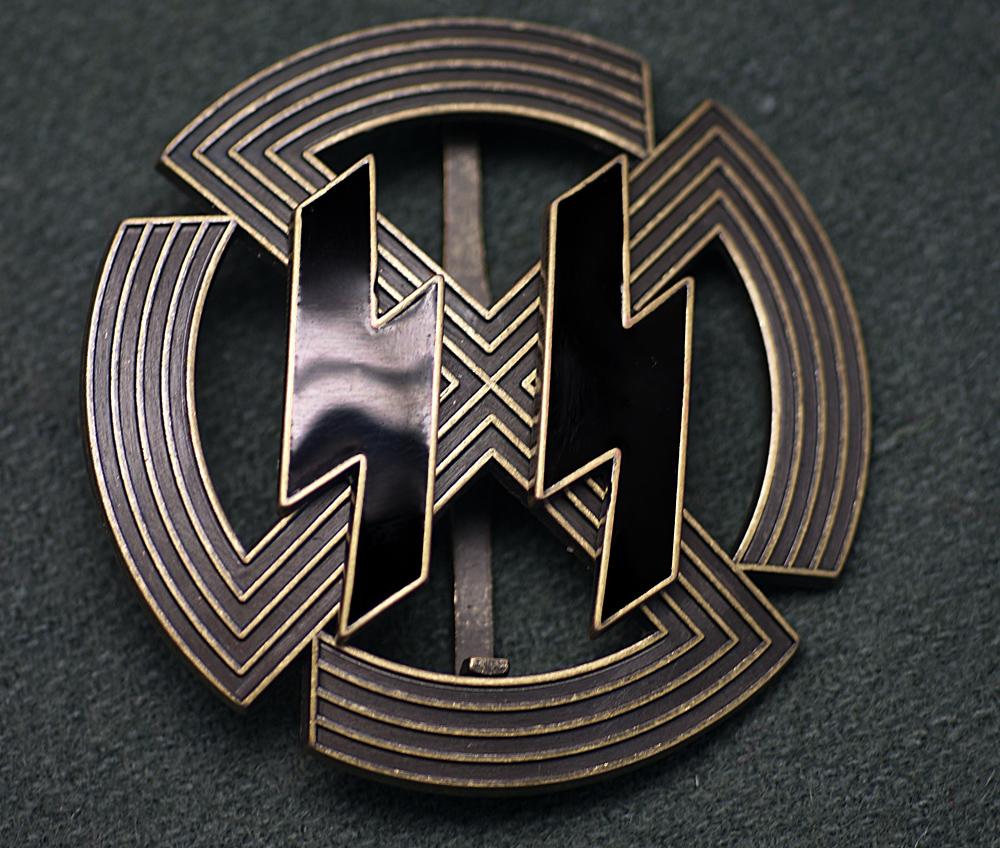 SS Proficiency Sport Badge in Bronze