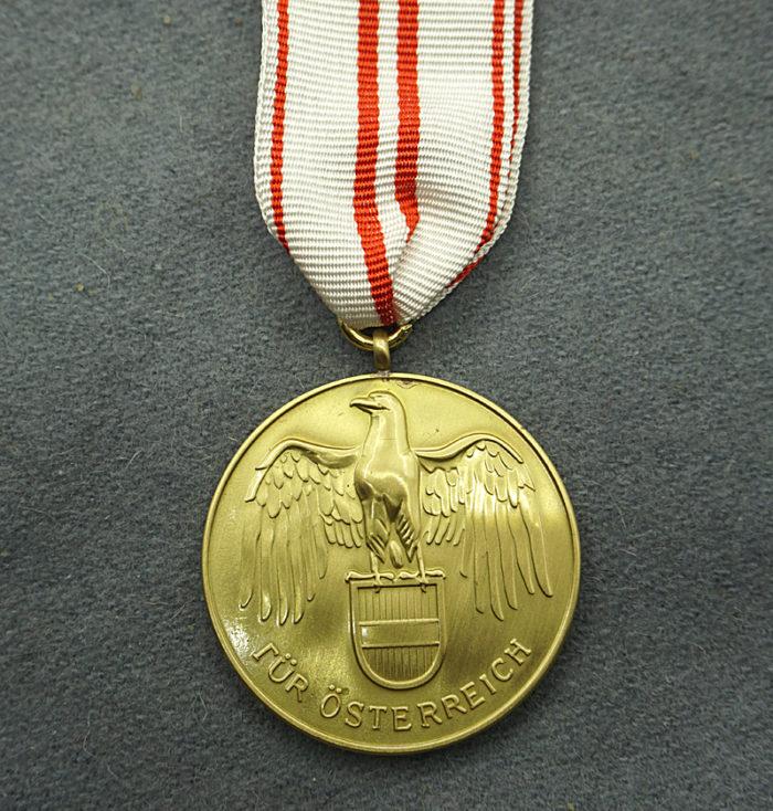 Austrian War Commemorative Medal 1914 – 1918