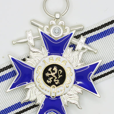 Bavarian Merit Cross 4th Class with Swords