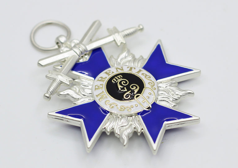 Bavarian Merit Cross 4th Class with Swords