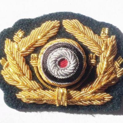 German Generals Cap wreath and cockade