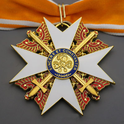 German Grand Cross of The Order of The Red Eagle with Swords