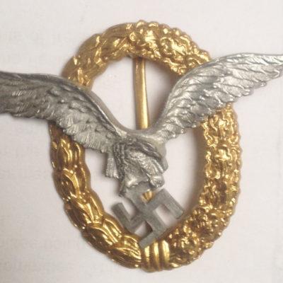 Luftwaffe Combined Pilot-Observer Badge