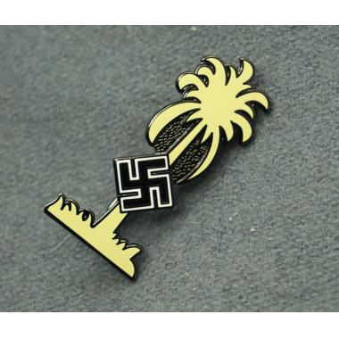 Afrika Korps Pin Badge