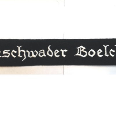 German Luftwaffe Geschwader BOELCKE Cuff title